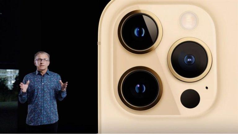 Presentación del iPhone 12
