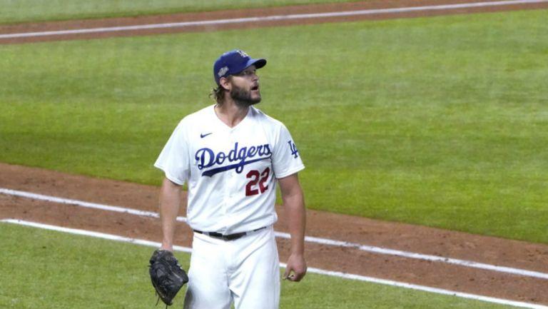 Dodgers: Clayton Kershaw fue descartado para iniciar el segundo juego de la Serie ante Atlanta
