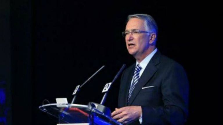Rodrigo Salinas Pliego, presidente de Grupo Salinas