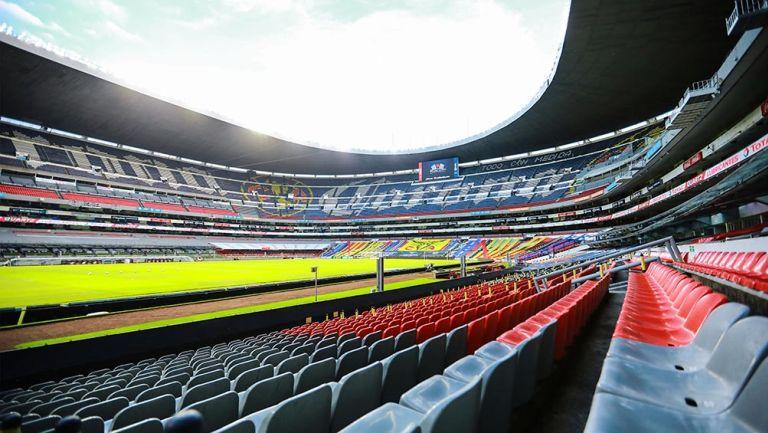 América: Estadio Azteca seguirá sin aficionados, aseguró el club