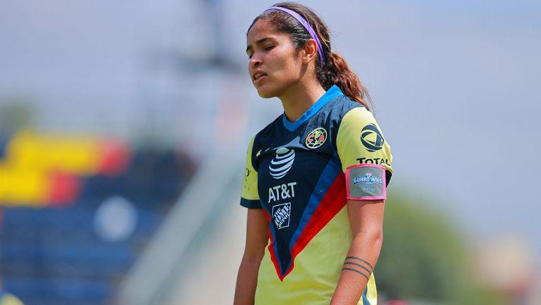 Espinosa se lamenta en el juego contra Puebla
