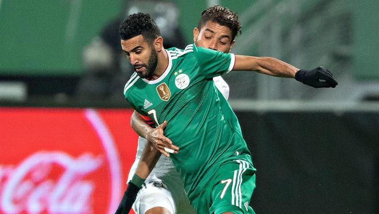 Selección Mexicana: Ryad Mahrez presumió su regate de fantasía vs Tri