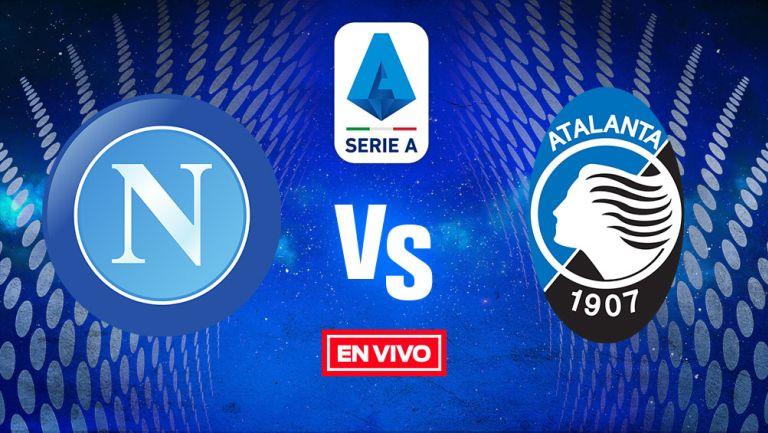 EN VIVO Y EN DIRECTO: Napoli vs Atalanta Jornada 4