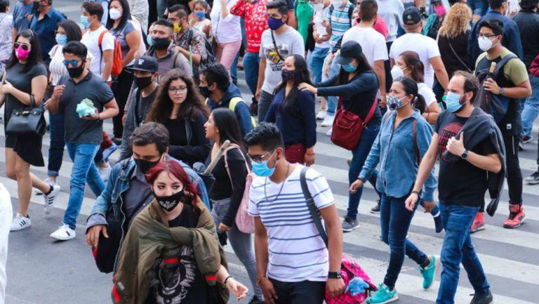 Coronavirus: Ciudad de México permanecerá en semáforo naranja la próxima semana