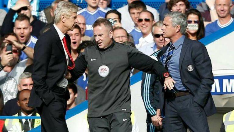 Mourinho: El DT del Tottenham aseguró que no apareció en el libro de Arsene Wenger porque éste nunca le ganó