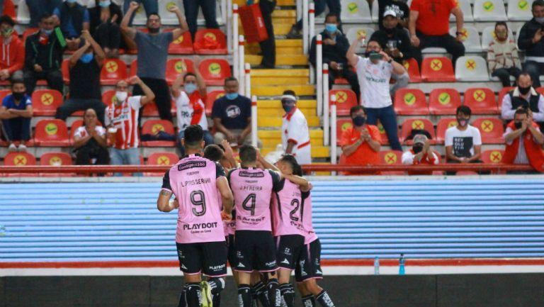 Liga MX: Necaxa venció a Xolos en el primer juego del Guardianes 2020 con aficionados