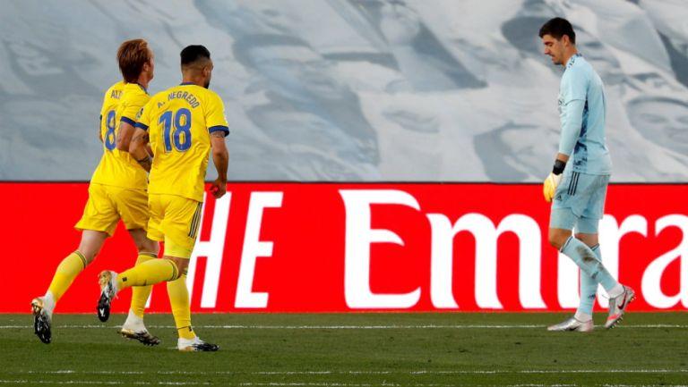 Real Madrid: 'Una derrota siempre está bien para despertar', aseguró Courtois