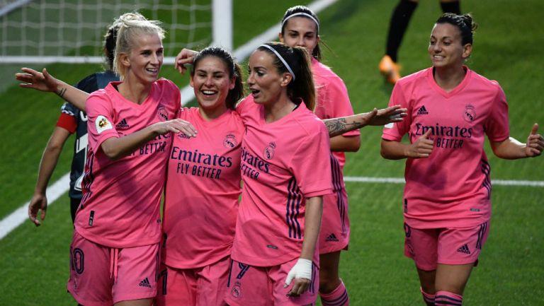 Kenti Robles: Real Madrid Femenil obtuvo su primer e histórico triunfo oficial
