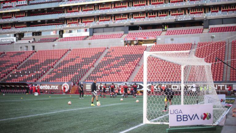 Liga MX: Tijuana no tendrá permitido permitir entrada de aficionados