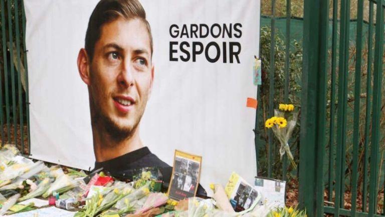 Emiliano Sala falleció en un accidente de avión en el Canal de la Mancha