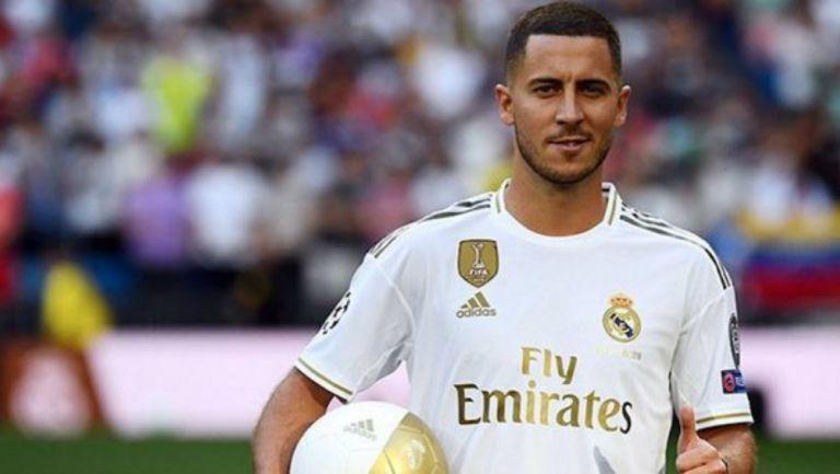 Real Madrid: Eden Hazard podría volver en juego de Champions League