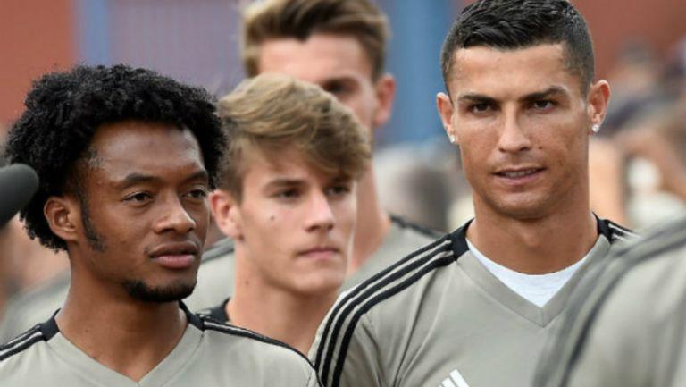Juventus: 'Claro que extrañamos a Cristiano Ronaldo', confesó Cuadrado