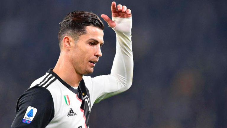 Cristiano Ronaldo: Volvió a dar positivo por Coronavirus y no jugará vs Barcelona