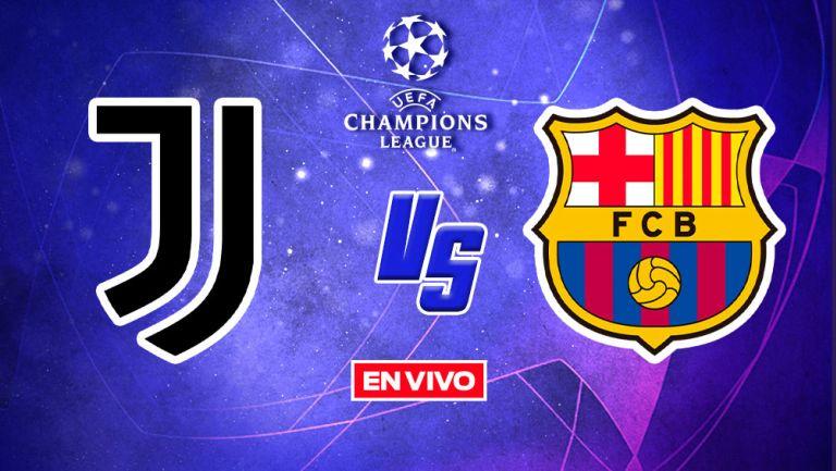 EN VIVO Y EN DIRECTO: Juventus vs Barcelona