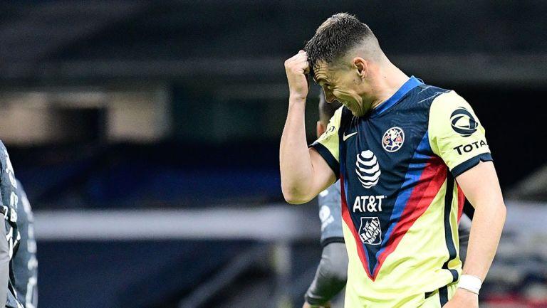 Club América: Federico Viñas dio positivo por Coronavirus previo a duelo vs Tigres