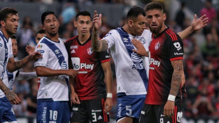 Atlas y Puebla se verán las caras en la Jornada 16