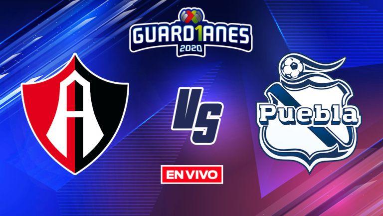 EN VIVO Y EN DIRECTO: Atlas vs Puebla Apertura 2020 Jornada 16