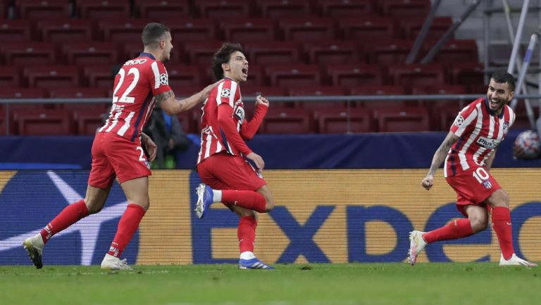 Héctor Herrera: Atlético de Madrid, con doblete de Joao Félix venció al Osasuna