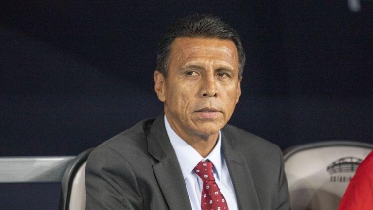 Luis García Llamas, nuevo técnico de San Luis