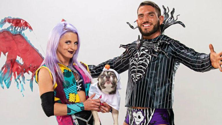 Luchadores de la WWE