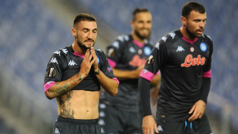Chucky Lozano: Napoli buscará recuperar terreno en la Serie A, en juego ante Sassuolo