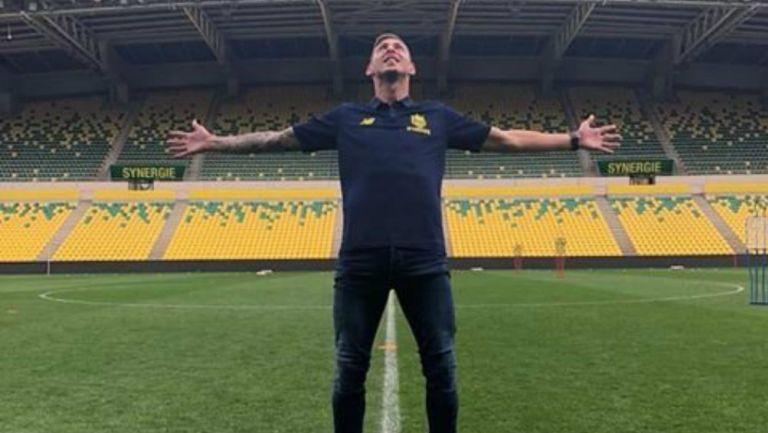 Ligue 1: Nantes rindió homenaje a Emiliano Sala en juego ante el PSG