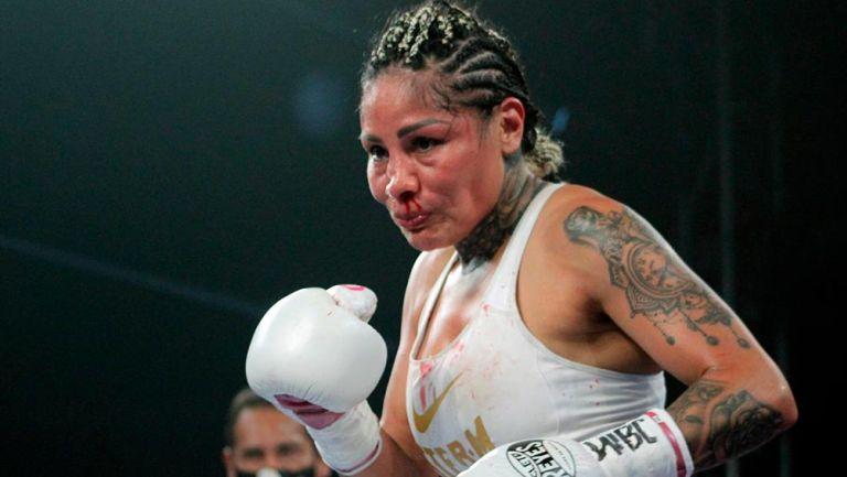 Barby Juárez explota por la desigualdad económica en el boxeo y pone como ejemplo al Canelo Álvarez