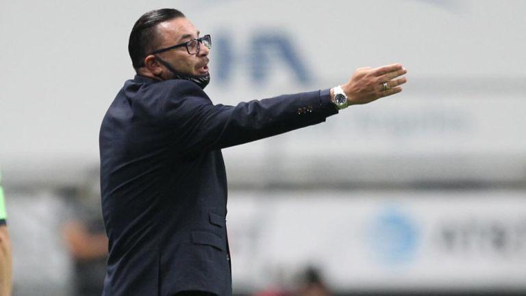 Antonio Mohamed: 'Cuando Rayados tiene este nivel es difícil que nos ganen'