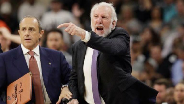 NBA: Coach de San Antonio Spurs llamó a no votar por Donald Trump