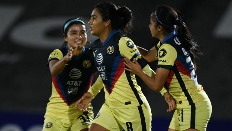 Liga MX Femenil: América amarró su lugar en Liguilla al vencer a FC Juárez