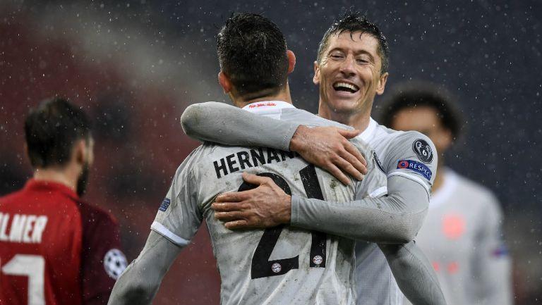 Bayern Munich: Doblete de Robert Lewandowski guió la goleada al RB Salzburg