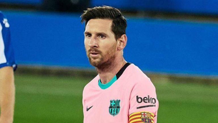 Lionel Messi: Manchester City estaría preparando un precontrato para el argentino