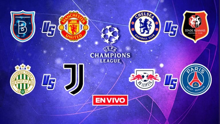 EN VIVO Y EN DIRECTO: Champions League Jornada 3 Fase de Grupos