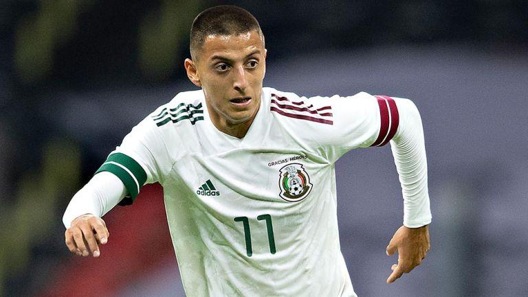 Selección Mexicana: Roberto Alvarado, convocado tras baja de Guardado y Erick Aguirre