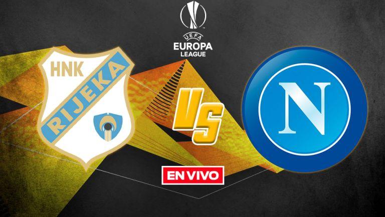 EN VIVO Y EN DIRECTO: Rijeka vs Napoli