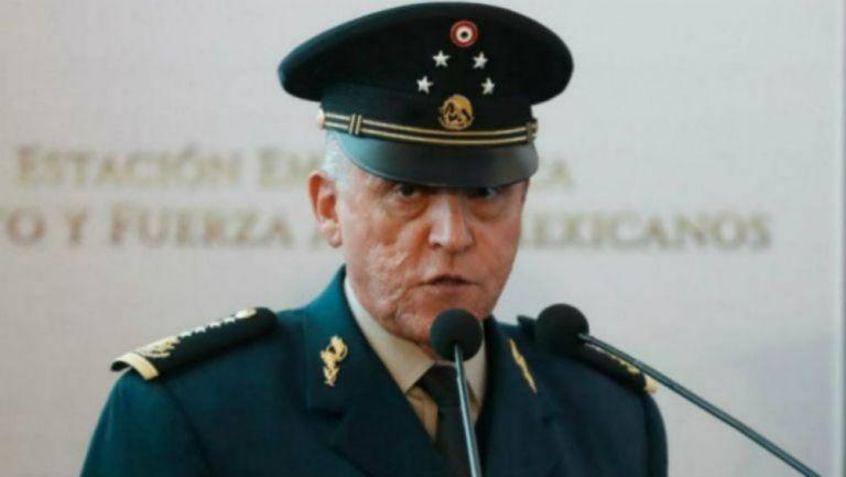 Salvador Cienfuegos, exsecretario de Defensa