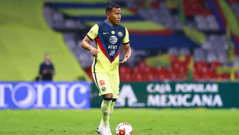 Roger Martínez en partido