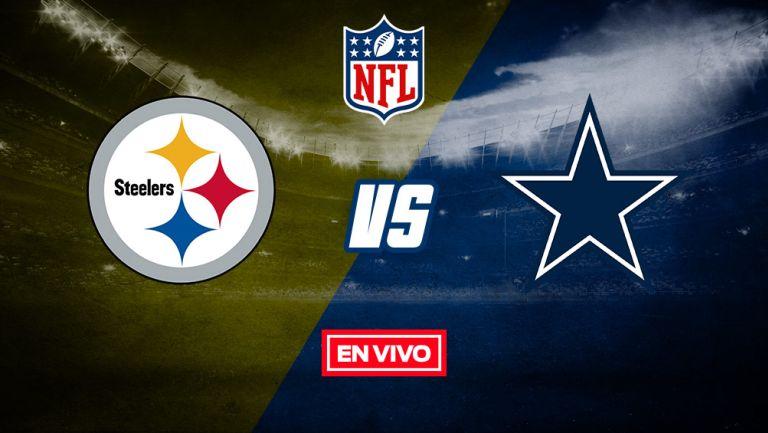 EN VIVO Y EN DIRECTO: Steelers vs Cowboys Semana 9