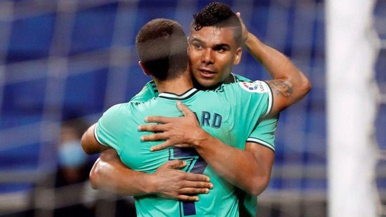 Dos jugadores estrellas del Real Madrid dieron positivo de coronavirus