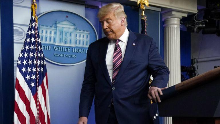 Donald Trump: 'Estas elecciones están lejos de haber terminado'