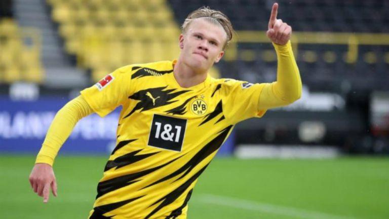 Borrussia Dortmund: Erling Haaland tendría acuerdo verbal para salir en 2022