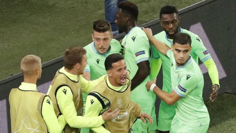 Lazio en partido