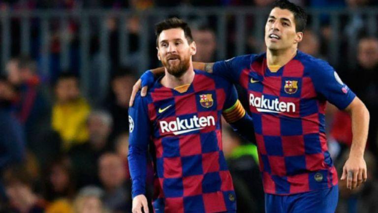 Messi: Luis Suárez reveló que podría convencer a La Pulga de fichar con el Atlético de Madrid