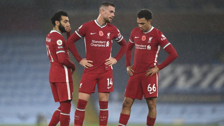 Liverpool en lamento de gol