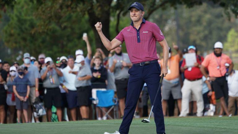 Carlos Ortiz: El mexicano escaló 95 posiciones en el ranking del PGA Tour
