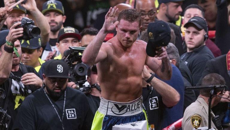 Canelo Álvarez volverá a pelear antes de fin de año