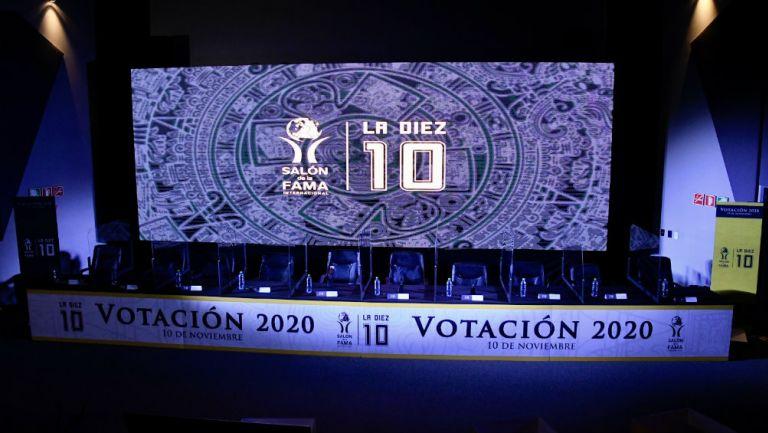 Salón de la Fama: 'La edición número 10 será espectacular', aseguró Antonio Moreno