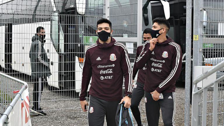 Selección Mexicana: Raúl Jiménez no se olvida del Wolverhampton