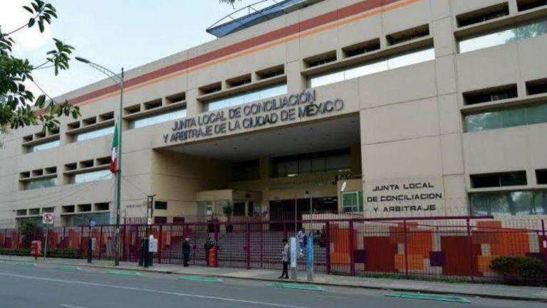 Junta Local De Conciliación Y Arbitraje De La Ciudad De México