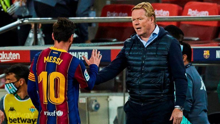 Barcelona: Ronald Koeman reconoció que duda sobre si tiene a su equipo ideal